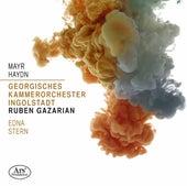 Haydn: Symphony No. 25 in C Major, Hob.I:25 - Mayr: Piano Concertos Nos. 1 & 2 (Live) de Georgisches Kammerorchester Ingolstadt