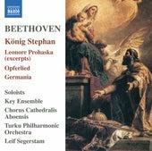Beethoven: König Stephan & Other Choral Works von Turku Philharmonic Orchestra