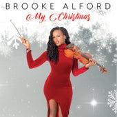 My Christmas de Brooke Alford