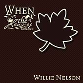 When The Leaves Fall Down by Willie Nelson