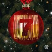 Bar Code #7 Rasta Claus by Durrty Goodz