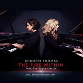 The Fire Within (Dual Pianos Only Edition) by Jennifer Thomas