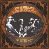 Whisper Not van Art Farmer and Benny Golson Jazzlet