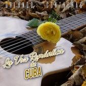 La Voz Romántica de Cuba de Orlando Contreras