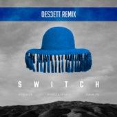 Switch (DES3ETT Remix) von Afrojack