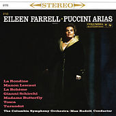 Eileen Farrell Sings Puccini Arias von Eileen Farrell