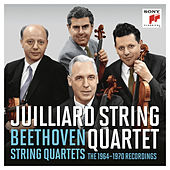 Juilliard String Quartet - The Beethoven Quartets 1964 - 1970 (Remastered) von Juilliard String Quartet