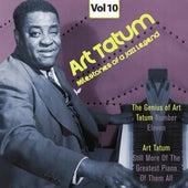 Milestones of a Jazz Legend - Art Tatum, Vol. 10 by Art Tatum