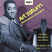 Milestones of a Jazz Legend - Art Tatum, Vol. 1 von Art Tatum