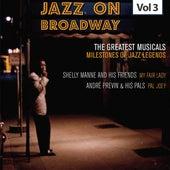 Milestones of Jazz Legends - Jazz on Broadway, Vol. 3 de Shelly Manne