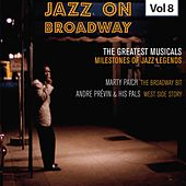 Milestones of Jazz Legends - Jazz on Broadway, Vol. 8 de Marty Paich