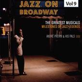 Milestones of Jazz Legends - Jazz on Broadway, Vol. 9 de Marty Paich