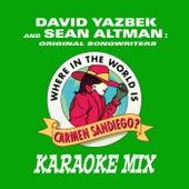 Where in the World Is Carmen Sandiego? (Karaoke Mix) de David Yazbek