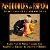 Pasodobles de España de Banda Española de Conciertos