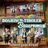 Allweil guat d'rauf de Boarisch-Tiroler Bauernmusi
