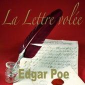 La Lettre volée, Edgar Allan Poe (Livre audio) by Alain Couchot