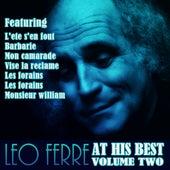 Leo Ferre At His Best Vol 2 de Leo Ferre