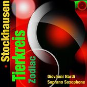 Stockhausen: Tierkreis for Saxophone de Giovanni Nardi
