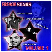 French Stars Vol 1 von Various Artists