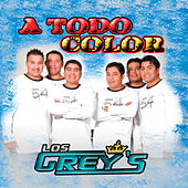 A Todo Color de Los Grey's