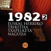 Euskal Herriko Trikitixa Txapelketa Nagusia 1982 - 2 de German Garcia