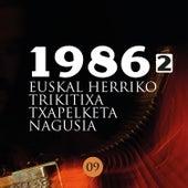 Euskal Herriko Trikitixa Txapelketa Nagusia 1986 - 2 de German Garcia