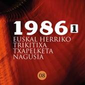 Euskal Herriko Trikitixa Txapelketa Nagusia 1986 - 1 de German Garcia