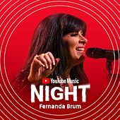 Fernanda Brum - Ao Vivo no YouTube Music Night de Fernanda Brum