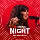 Fernanda Brum - Ao Vivo no YouTube Music Night von Fernanda Brum