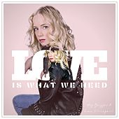 Love is what we need by Meg Pfeiffer