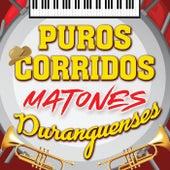 Puros Corridos Matones (Duranguense) de Various Artists