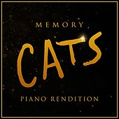 Memory from 'cats' (Piano Rendition) di The Blue Notes