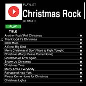 Ultimate Christmas Rock by Various Artists