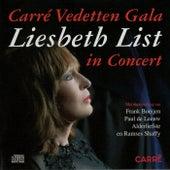Carré Vedetten Gala; Liesbeth List in Concert von Liesbeth List
