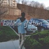 Evolution Of Heart de Zip The Loner
