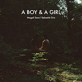 A Boy & a Girl by Magalí Sare