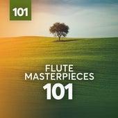 Flute Masterpieces 101 de Various Artists