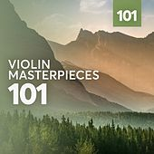 Violin Masterpieces 101 de Various Artists