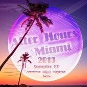 After Hours Miami 2013 Sampler EP de Various Artists