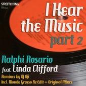 I Hear The Music de Ralphi Rosario