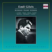 J.S. Bach, Mozart & Others: Piano Works de Emil Gilels