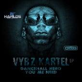 Dancehall Hero - Ep by VYBZ Kartel