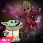 Baby Yoda Vs Baby Groot Rap Battle by NerdOut