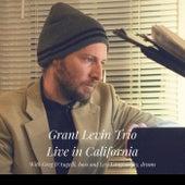 Grant Levin Trio, Live in California by Greg D'augelli Grant Levin