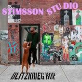 Blitzkrieg Bop by Stimsson Studio