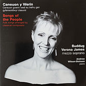 Caneuon Werin  Songs of the People von Buddug Verona James