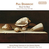 Music for Oboe by Paul Dombrecht