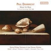 Music for Oboe von Paul Dombrecht