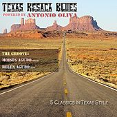 5 Classics in Texas Style (feat. Antonio Oliva) by Texas Resaca Blues