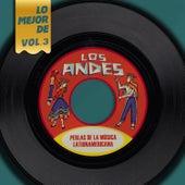 Lo Mejor De Los Andes, Vol. 3 - Perlas De La Música Lationamericana de Various Artists